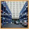 Levage hydraulique automatisé de stationnement de mémoire de véhicule empilant le système