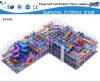 Parc à thème de l'équipement de terrain de jeu en plastique intérieur diapositive (SC-22336)
