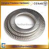 Rondelles de blocage en acier inoxydable de rondelles à ressort avec prix d'usine