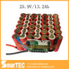 24V 13ah Battery Pack voor e-Bike met PCM/BMS