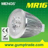Mengs® MR16 9W LED Spotlight met Ce RoHS SMD, 2 Warranty van Years (110180004)