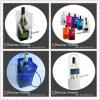 Sac de refroidisseur de vin de PVC, sacs en plastique faits sur commande de vin