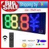 Sign LED RGB 39 X14 affichage à distance programmable de commande Défilement extérieure message LED Ouvrir 7 Couleur Babillard
