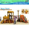 Parque Infantil exterior de madeira de alta qualidade situado na promoção (HD-5601)