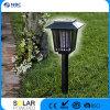 2V Capacity Solar LED Pest Killer Lantern met 1 mAh Battery van PC aa 1.2V 600