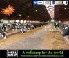 Casa de la vaca de la alta calidad de Wellcamp con la sala de ordeño