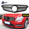 Voor Traliewerk voor het Matte Zwarte VoorTraliewerk van Mercedes W204