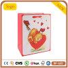 Het zweet-hart draagt de Cake van de Snacks van het Suikergoed voor de Zak van het Met een laag bedekte Document van Jonge geitjes