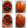 Beschermende ABS van de veiligheid & Plastic Helm voor de HoofdBescherming van de Bouw