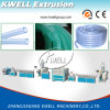 PVC 정원 또는 섬유에 의하여 강화되는 호스 밀어남 또는 Machine/PVC에게 연약한 관 생산 라인을 만들기