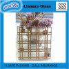 금속 와이어 부유물에 의하여 박판으로 만들어지는 건축 유리