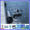 [ترلّبورغ] بحريّة حاجز نظامة حوض سفينة نوع أسطوانيّ مطاط حاجز