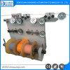 機械を作る自動二重シャフトの押出機ワイヤーケーブル