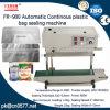 Kontinuierliche Dichtungs-Maschine der Plastiktasche-Fr-900 für Reinigungsmittel