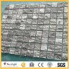 Bon marché chinois de granit gris Cube, paver des pierres, de la pierre de carreaux de jardin