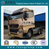 Cabeça do trator de Sinotruk HOWO T7h 6X4 540HP para a venda