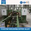 Chaîne de production de radiateur de transformateur d'alimentation pour la fabrication de radiateur