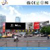 이음새가 없는 게시판을 광고하는 P10 발광 다이오드 표시