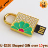 Flash Drive Novela Lock Diamond USB (YT-6231-20)