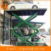 2 Tonnen hydraulische 5m Scissor Auto-Aufzug (SJG2-5)
