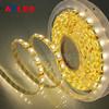 60LEDs/Mの高い明るさ5050防水LEDのストリップ段階の照明のための5m 300LEDs