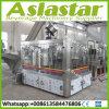 Le flacon en verre de boissons de gaz d'eau gazeuse usine de remplissage de la machine d'emballage