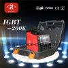 Máquina de soldadura do inversor de MMA com caso plástico (IGBT-140K/160K/200K)