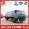 camion de distribution de pétrole de l'Europe 3 de camion-citerne aspirateur de l'essence 12000L
