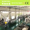 Aufbereitende Plastikzeile der maschinellen Herstellung des überschüssigen Sacks
