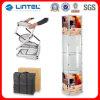 Faltender LEDtwister-Aufsatz-Bildschirmanzeige-Aluminiumschaukasten