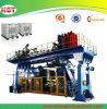 Machine automatique de soufflage de corps creux de conteneur de réservoir du HDPE IBC