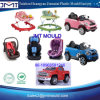 Molde plástico do carro do brinquedo do bebê