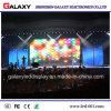 Visualización de LED a todo color de interior al aire libre P2.976/P3.91/P4.81 para los conciertos de alquiler de los acontecimientos