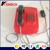 Service public Téléphone d'urgence Téléphone en métal GSM Téléphone sans-fil
