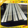 Perfil de aluminio anodizado OEM de la cocina para la cabina o la puerta