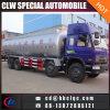 Dongfeng 8X4 36m3はバルクセメントの粉のトラックの乾燥した粉タンクトラックを乾燥する