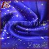 Tela de seda pura impressa brilhante de Charmeuse do cetim para o vestido das mulheres
