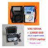 2016 VAS van uitstekende kwaliteit 5054A Oki die op CF19 Laptop voor Panasonic met VAS SSD wordt geïnstalleerdu 5054A van de Wijze 120GB van de Software van Odis V6.22 Deskundige