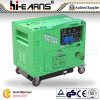 5000 Вт Super Silent генератор ГД6500SE-N)
