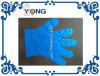 Guante plástico disponible de los guantes de HDPE/LDPE