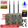 12MP unsichtbare 940nm MMS/GPRS/GSM Jagd-Kamera