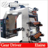 Lettre de presse Four Color Kraft Paper Flexo Printing Machinery