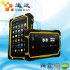 Da tabuleta Android RFID da escala longa de baixo preço leitor Handheld Hf/UHF (Sanray: P6300)