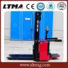 Ltma 2t actionnent le gerbeur commode de fourche de case de batterie
