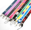 Different Accessories를 가진 Lanyards 인쇄