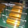 Segni acrilici dell'interiore dello scrittorio di ricezione