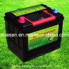 Yuasan diseñó nuevamente la batería de coche superior del calcio 12V60ah SMF--55D23r-Mf