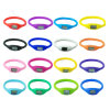 2016 Form Colorful Silicone Band Jelly Watch mit Cheaper Price