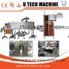 Funda de botella de agua potable automática máquina de etiquetado