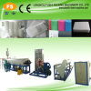Plastikverpackungsmaterial PET Schaumgummi-Blatt-Strangpresßling-Maschine